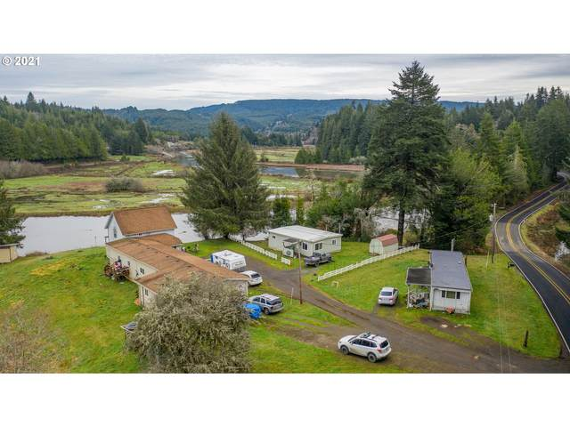 61383 Old Wagon Rd, Coos Bay, OR 97420 (MLS #21694457) :: Townsend Jarvis Group Real Estate