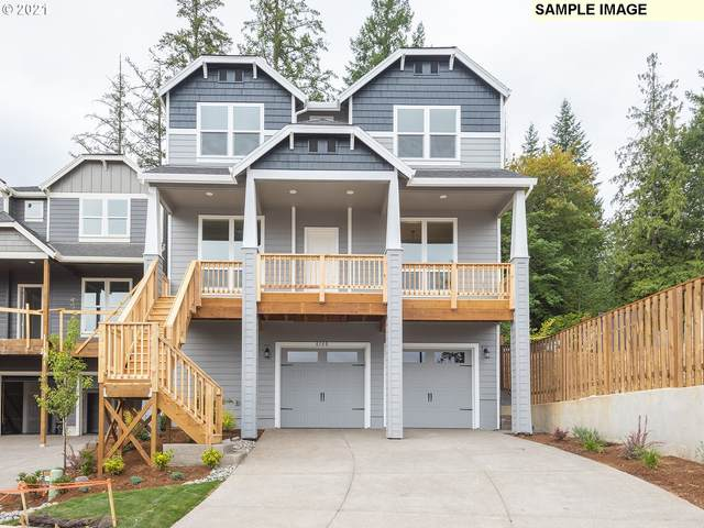 17590 SW Sunview Ln, Beaverton, OR 97007 (MLS #21694467) :: The Pacific Group