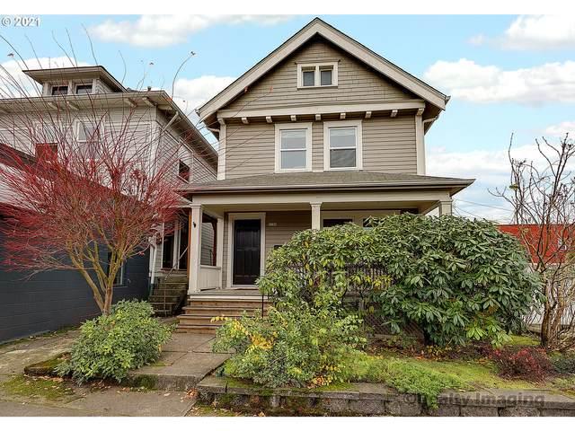 3136 E Burnside St, Portland, OR 97214 (MLS #21694533) :: Premiere Property Group LLC