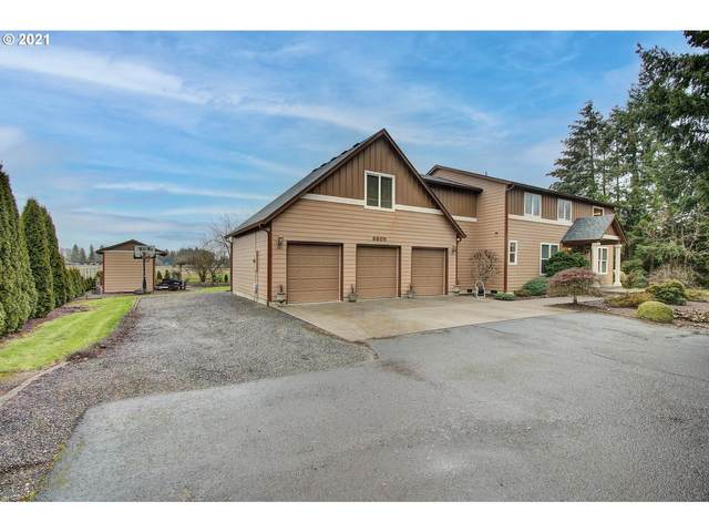 8805 NE 179TH St, Battle Ground, WA 98604 (MLS #21694692) :: Cano Real Estate