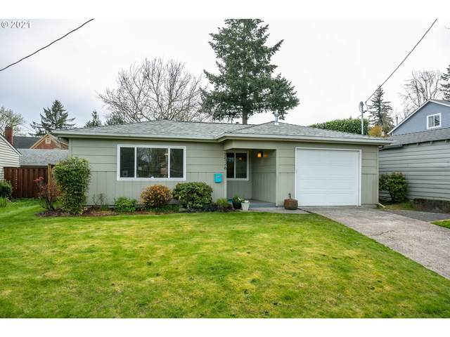 7526 SE Pine St, Portland, OR 97215 (MLS #21695075) :: RE/MAX Integrity