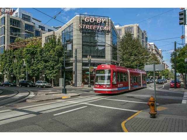1030 NW 12TH Ave #130, Portland, OR 97209 (MLS #21695276) :: McKillion Real Estate Group