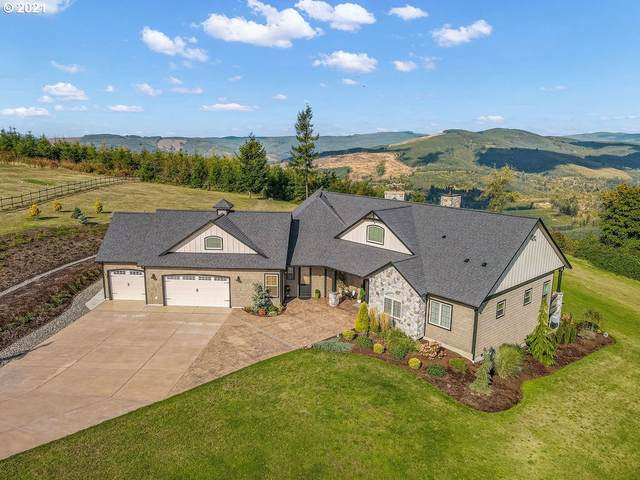 153 Mckall Ct, Kelso, WA 98626 (MLS #21695456) :: Next Home Realty Connection