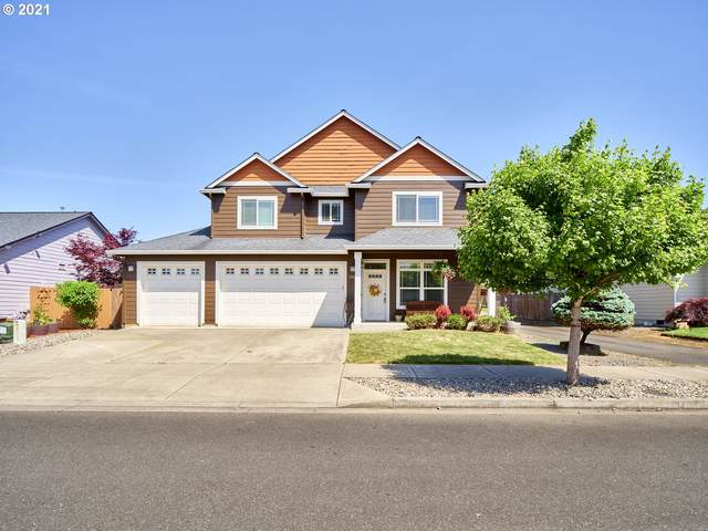 3005 NE 120TH Ave, Vancouver, WA 98682 (MLS #21695687) :: Beach Loop Realty