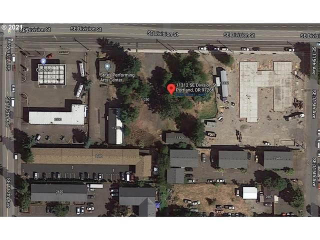 11312 SE Division St, Portland, OR 97266 (MLS #21695811) :: Song Real Estate