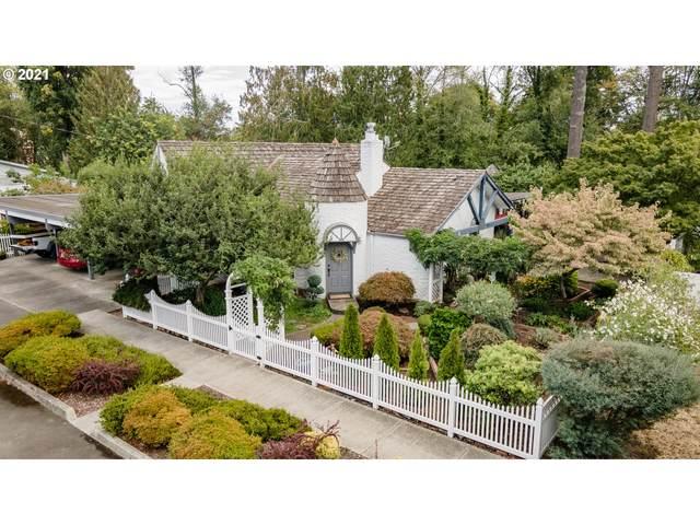 450 N Fourth St, Toledo, WA, WA 98591 (MLS #21695863) :: Premiere Property Group LLC