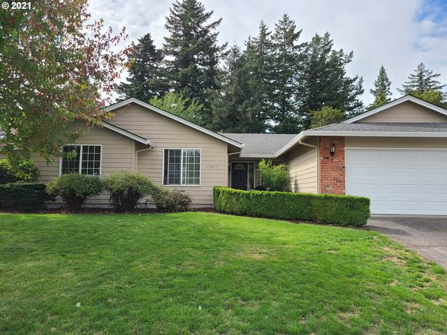 1561 SE Evans Ave, Troutdale, OR 97060 (MLS #21695918) :: Coho Realty