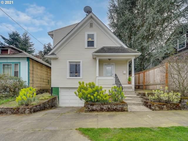 214 S Flower St, Portland, OR 97239 (MLS #21696293) :: Beach Loop Realty