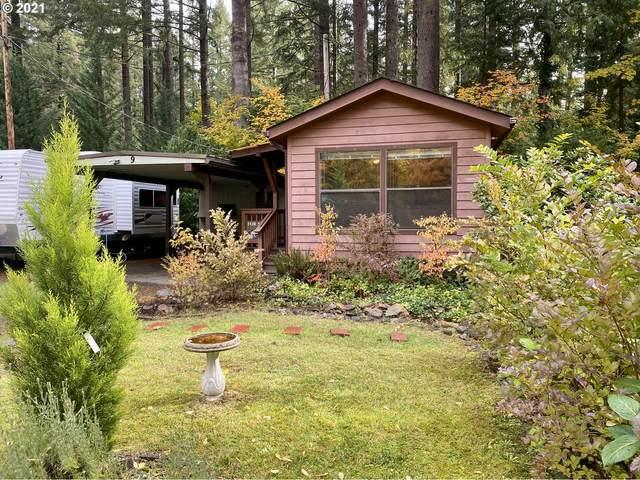 55636 Mckenzie River Dr #9, Blue River, OR 97413 (MLS #21696375) :: Oregon Farm & Home Brokers