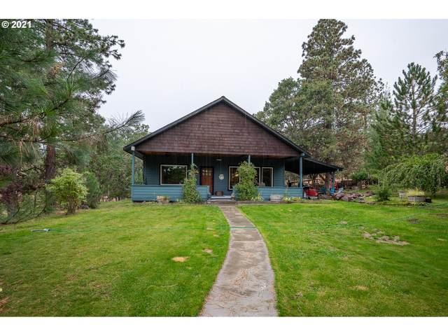 345 Bickleton Hwy, Goldendale, WA 98620 (MLS #21696673) :: Premiere Property Group LLC