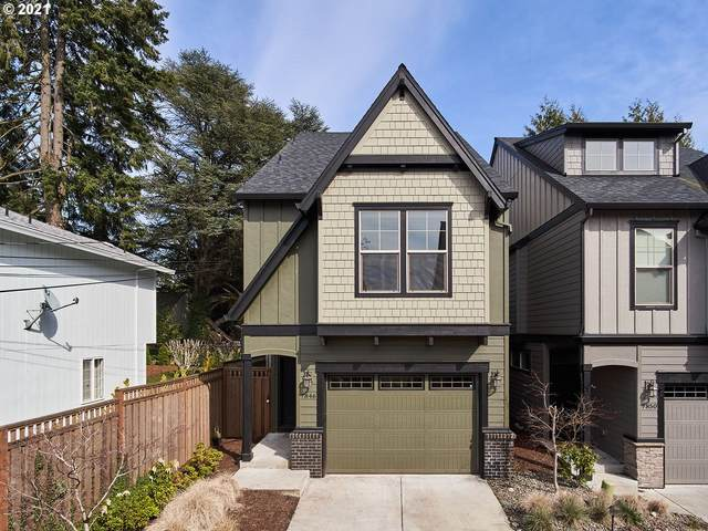 7846 SW Capitol Hill Rd, Portland, OR 97219 (MLS #21696764) :: Beach Loop Realty