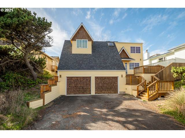 1402 NW Oceania Dr, Waldport, OR 97394 (MLS #21697621) :: Song Real Estate