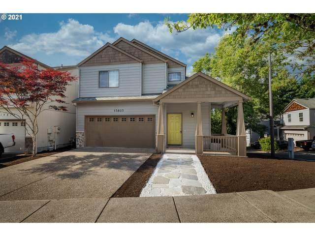 15805 SW Redstone Dr, Beaverton, OR 97007 (MLS #21697858) :: Holdhusen Real Estate Group