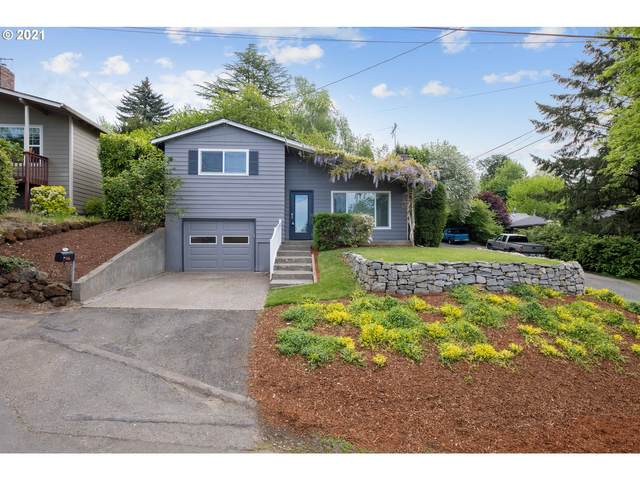6930 SW 36TH Ave, Portland, OR 97219 (MLS #21697859) :: Premiere Property Group LLC