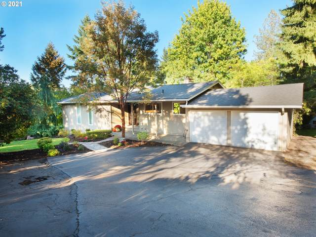 1293 Timberline Dr, Lake Oswego, OR 97034 (MLS #21697971) :: Real Estate by Wesley