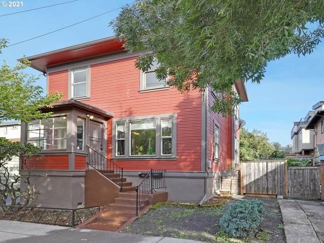 1017 N Mason St, Portland, OR 97217 (MLS #21698044) :: Fox Real Estate Group