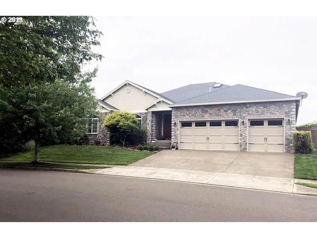 14541 SE Mia Garden Dr, Happy Valley, OR 97086 (MLS #21698398) :: Fox Real Estate Group