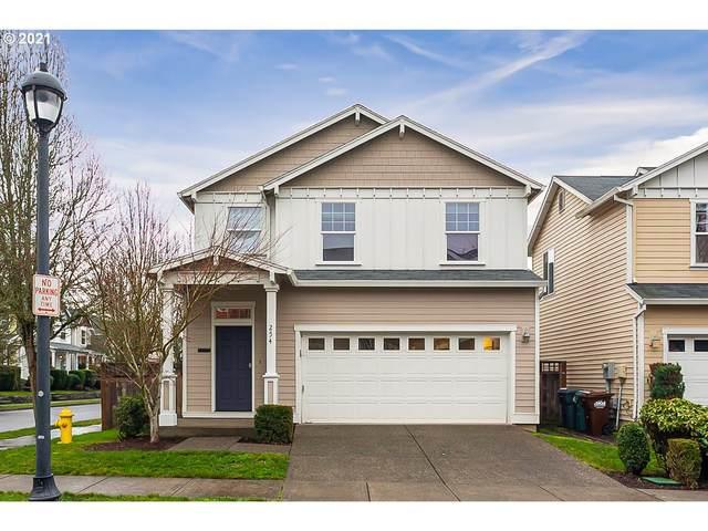 254 NE 55TH Ave, Hillsboro, OR 97124 (MLS #21699205) :: Fox Real Estate Group