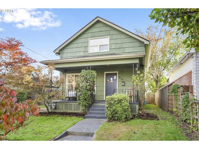 212 NE 76TH Ave, Portland, OR 97213 (MLS #21699294) :: Song Real Estate