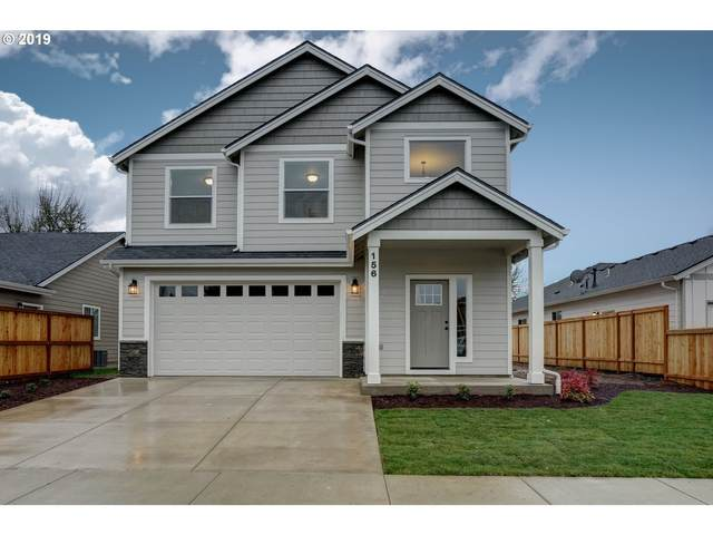 460 SW Mill St, Dallas, OR 97338 (MLS #21699530) :: The Haas Real Estate Team