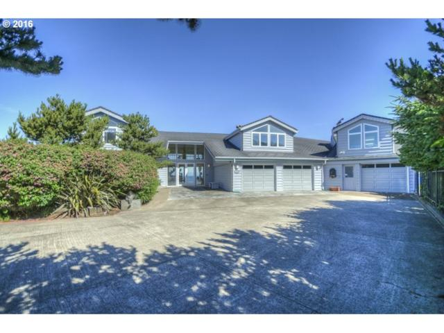 505 SW Cliff St, Depoe Bay, OR 97341 (MLS #16501576) :: Hatch Homes Group