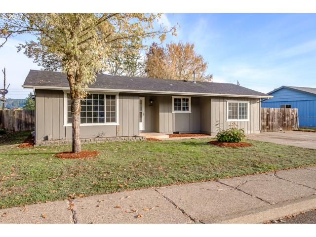 1840 W Harrison Ave, Cottage Grove, OR 97424 (MLS #17012753) :: The Reger Group at Keller Williams Realty