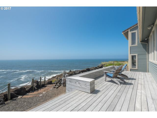 540 SW Cove Point, Depoe Bay, OR 97341 (MLS #17028952) :: Hatch Homes Group