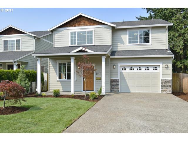 6727 SE 52ND Ave, Portland, OR 97206 (MLS #17041119) :: Hatch Homes Group