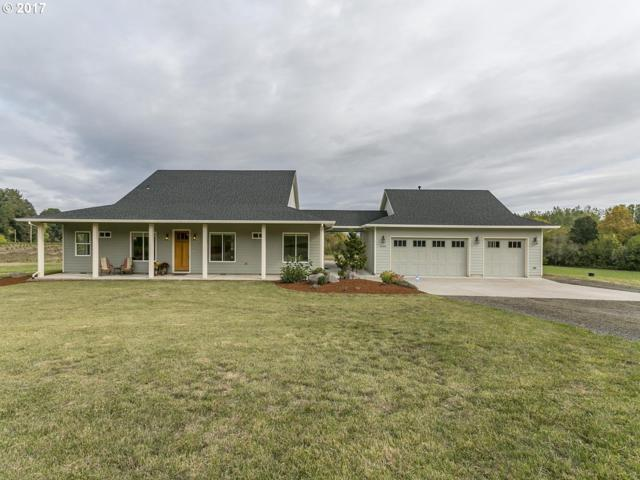 46465 NW Hillside Rd, Forest Grove, OR 97116 (MLS #17046513) :: Team Zebrowski