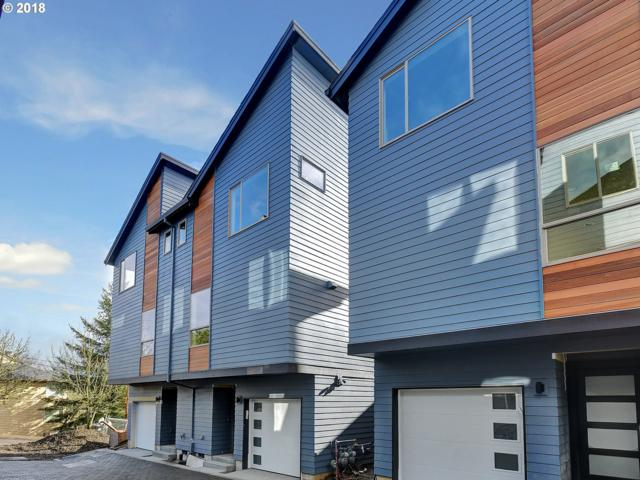 6163 SW 18th Dr #8, Portland, OR 97239 (MLS #17135473) :: Next Home Realty Connection