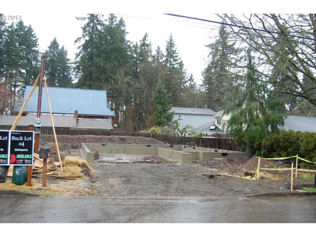1595 Buck St Lot4, West Linn, OR 97068 (MLS #17140545) :: Next Home Realty Connection