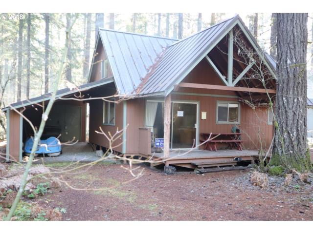 Cabin 94 Northwoods, Cougar, WA 98616 (MLS #17143261) :: Portland Lifestyle Team