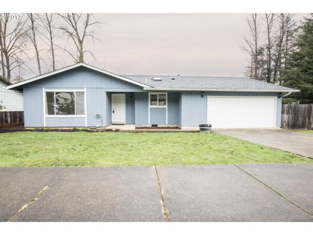 1950 W Harrison Ave, Cottage Grove, OR 97424 (MLS #17219602) :: Song Real Estate