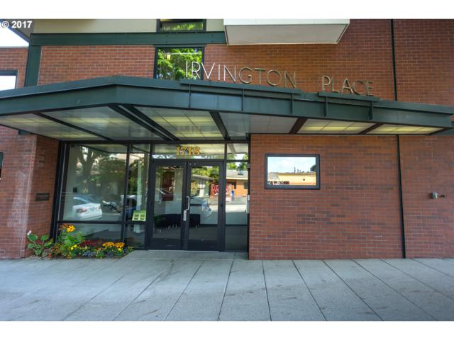 1718 NE 11TH Ave #205, Portland, OR 97212 (MLS #17229589) :: Hatch Homes Group