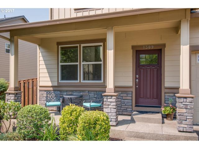 1309 NW 106TH Ter, Portland, OR 97229 (MLS #17237628) :: Next Home Realty Connection