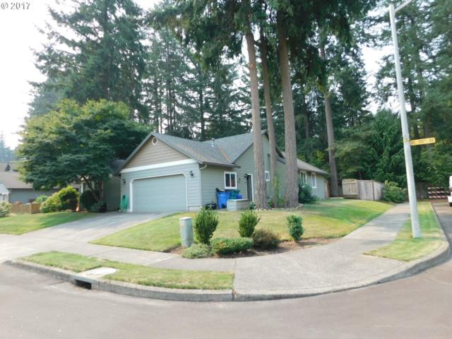 9516 NE 150TH Ave, Vancouver, WA 98682 (MLS #17257079) :: The Dale Chumbley Group