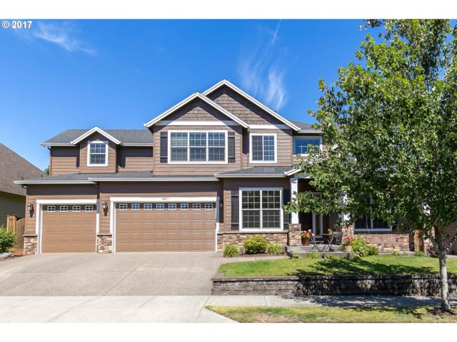 14877 SE Pebble Beach Dr, Happy Valley, OR 97086 (MLS #17349417) :: Fox Real Estate Group