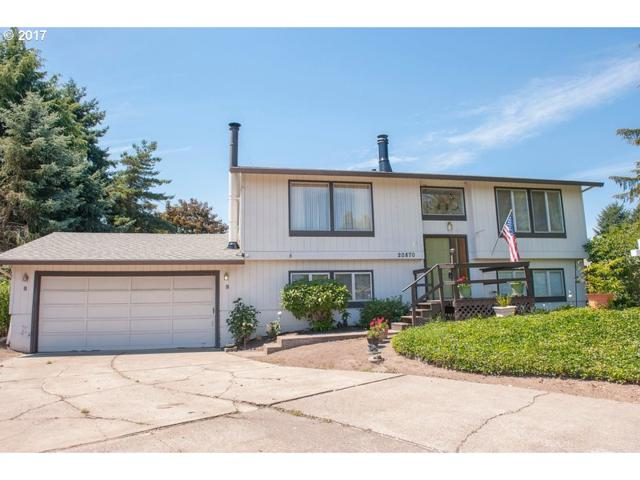 20870 NW Chiloquin Ct, Portland, OR 97229 (MLS #17407999) :: Hatch Homes Group