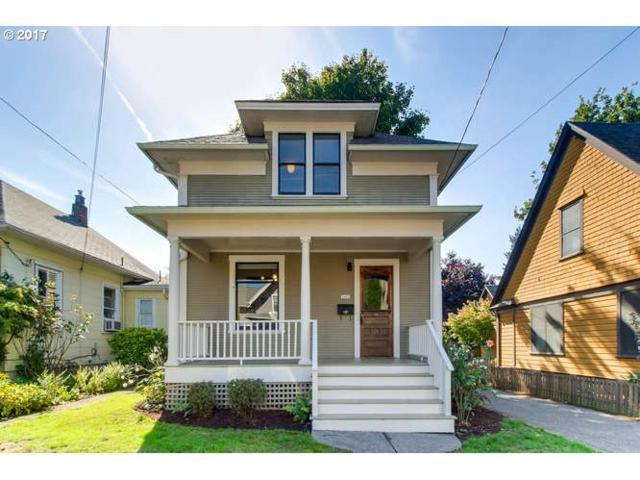 3602 SE Alder St, Portland, OR 97214 (MLS #17570596) :: Hatch Homes Group