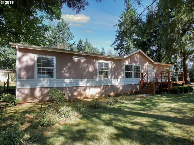 13577 S Union Hall Rd, Canby, OR 97013 (MLS #17692199) :: Beltran Properties at Keller Williams Portland Premiere