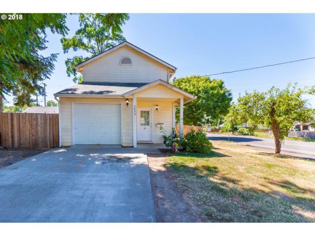 2495 Laurel Ave, Salem, OR 97301 (MLS #18003445) :: Stellar Realty Northwest