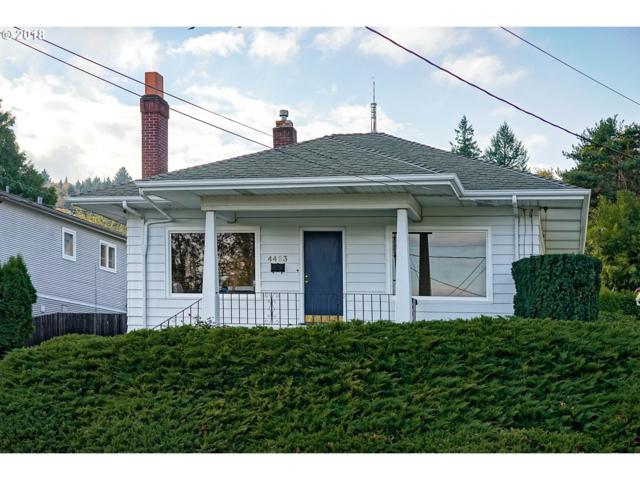 4423 SW Condor Ave, Portland, OR 97239 (MLS #18011679) :: Next Home Realty Connection