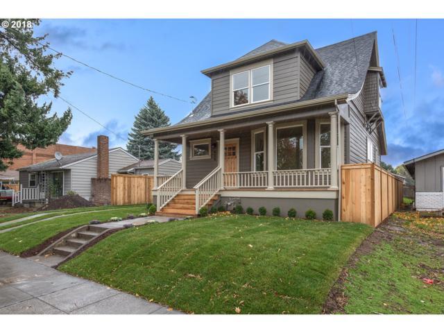 408 NE 76TH Ave, Portland, OR 97213 (MLS #18012961) :: Team Zebrowski