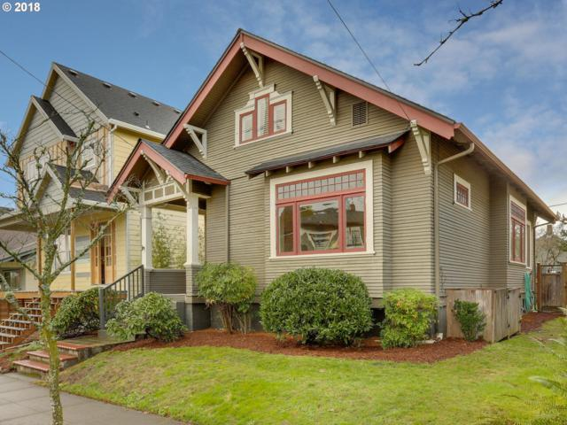 4644 NE 26TH Ave, Portland, OR 97211 (MLS #18020319) :: Next Home Realty Connection
