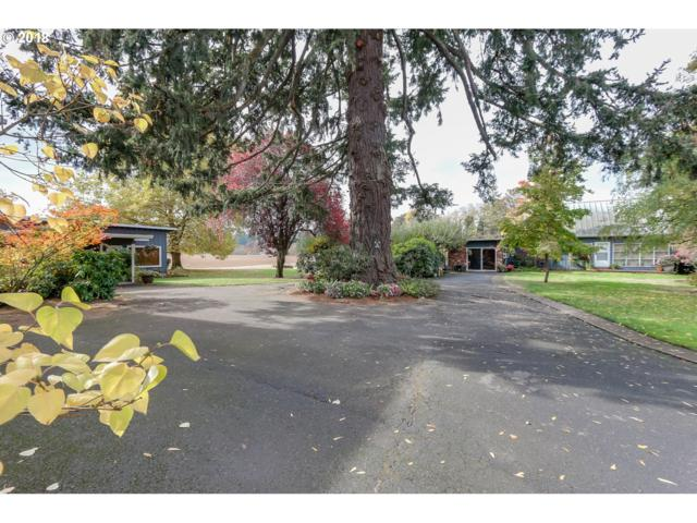33940 E Cloverdale Rd, Creswell, OR 97426 (MLS #18024082) :: Song Real Estate