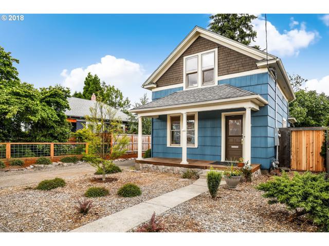 403 NE 74TH Ave, Portland, OR 97213 (MLS #18031359) :: Team Zebrowski