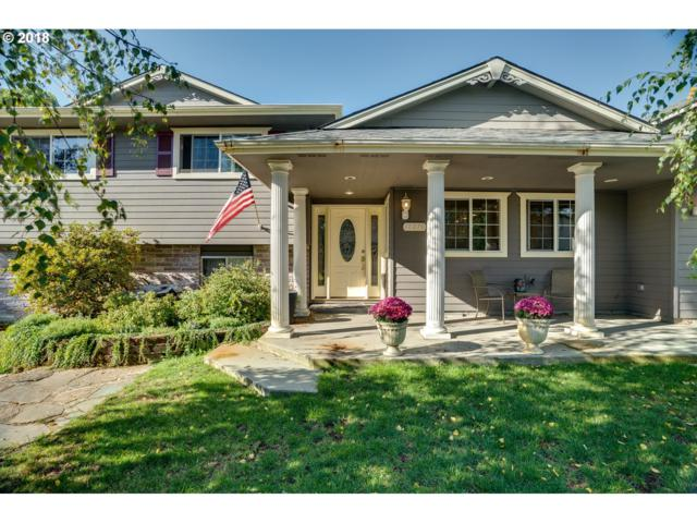 18870 NW Ukiah St, Portland, OR 97229 (MLS #18032230) :: Portland Lifestyle Team