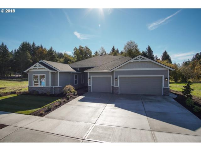 207 NE 28th St, Battle Ground, WA 98604 (MLS #18043248) :: Matin Real Estate