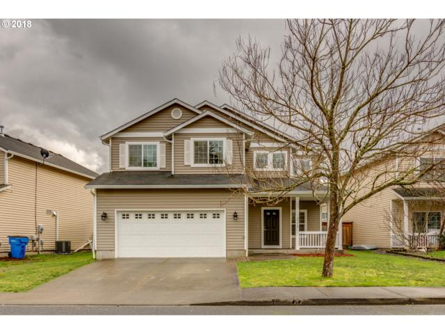 2150 N Q St, Washougal, WA 98671 (MLS #18045307) :: Next Home Realty Connection