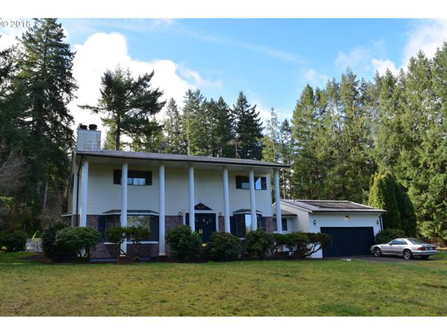 25380 S Laura Ln, Estacada, OR 97023 (MLS #18045669) :: Matin Real Estate